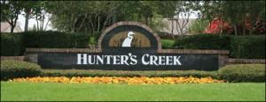 Hunters Creek Orlando Florida real estate
