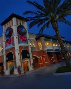 Dr Phillips restaurant Row Orlando, Florida