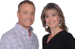 Broker-owners TeamConnect Realty Robert Schott and Paula Hemani