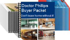 Doctor Phillips - Windermere and Winter Garden Florida Buyer's Packets full of tips on finding a Great deal in Southwest Orange County Florida!