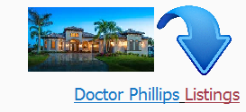 Updated Daily Doctor Phillips FL Homes For Sale